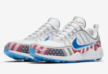 Parra Nike Air Zoom Spiridon AV4744-100
