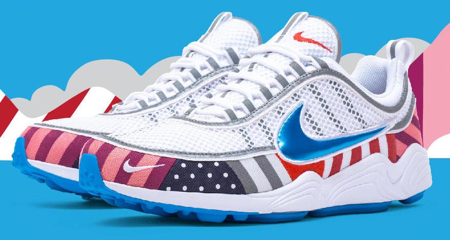 Parra Nike Zoom Spiridon Release Date