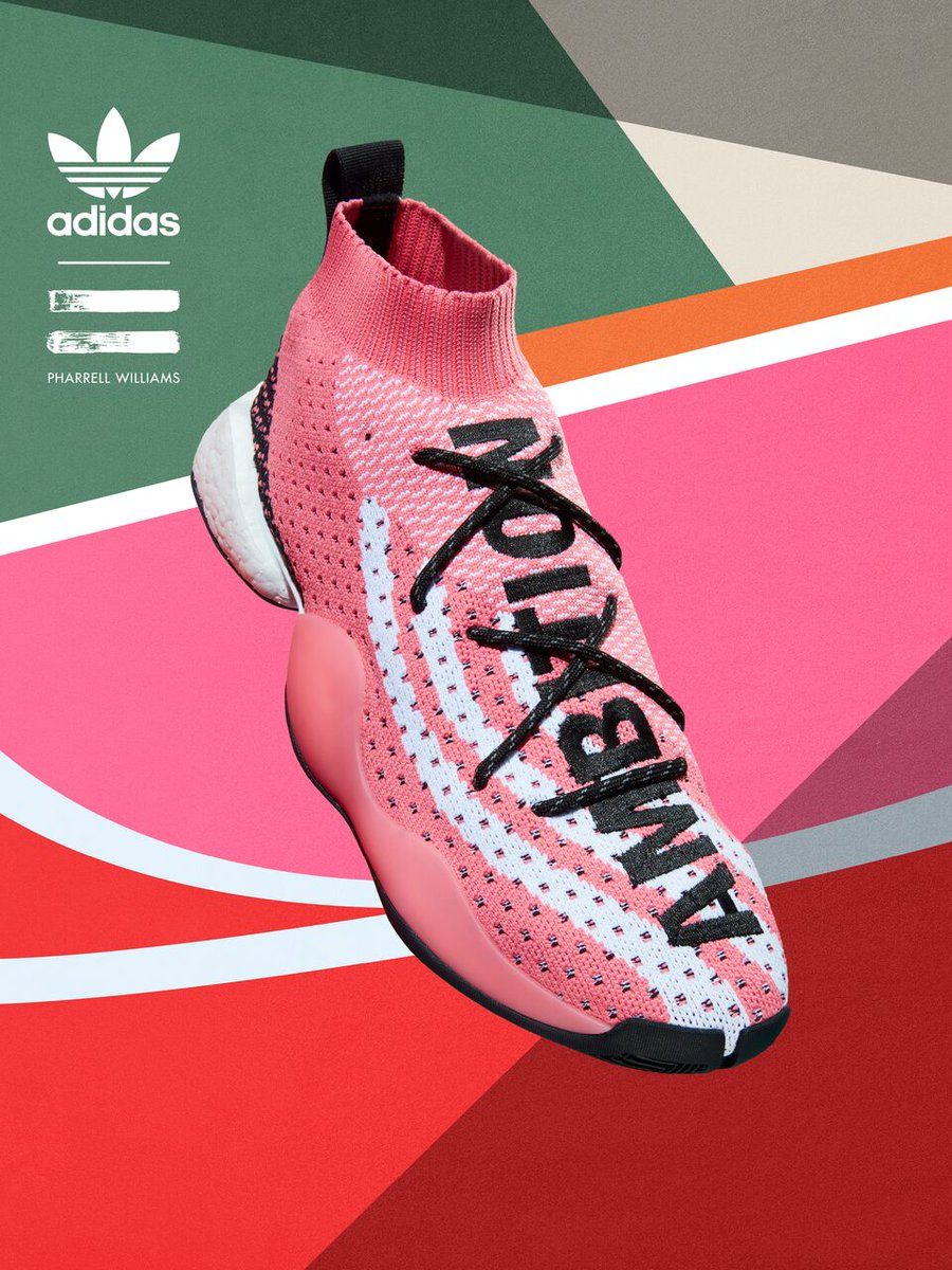 Pharrell adidas BYW LVL X Release Date