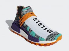Pharrell adidas NMD Hu Solar Pack Release Date