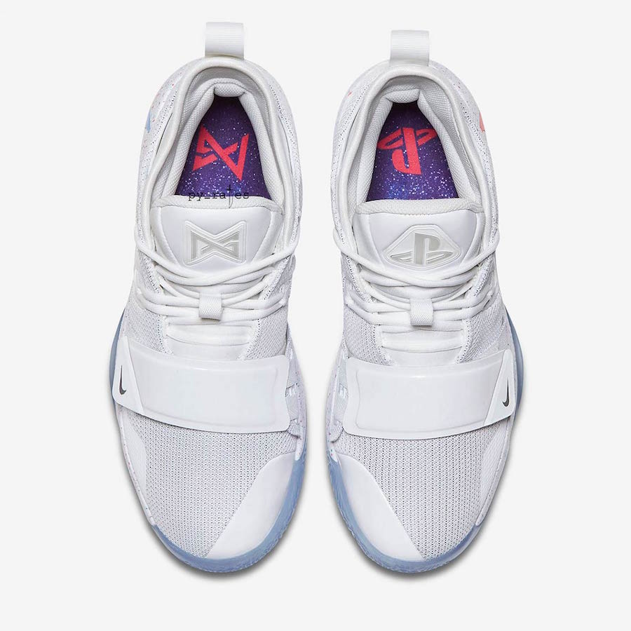 PlayStation Nike PG 2.5 Release