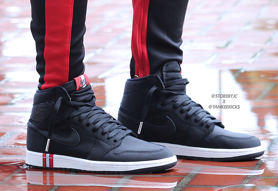 39068d877a8 Air Jordan 1 Paris Saint-Germain AR3254-001 Release Date | SneakerFiles