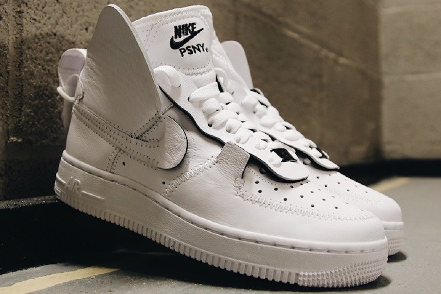 brand new 504aa b07cd PSNY Nike Air Force 1 High Pack