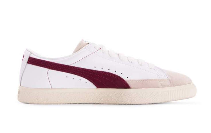 Puma Basket Pomegranate