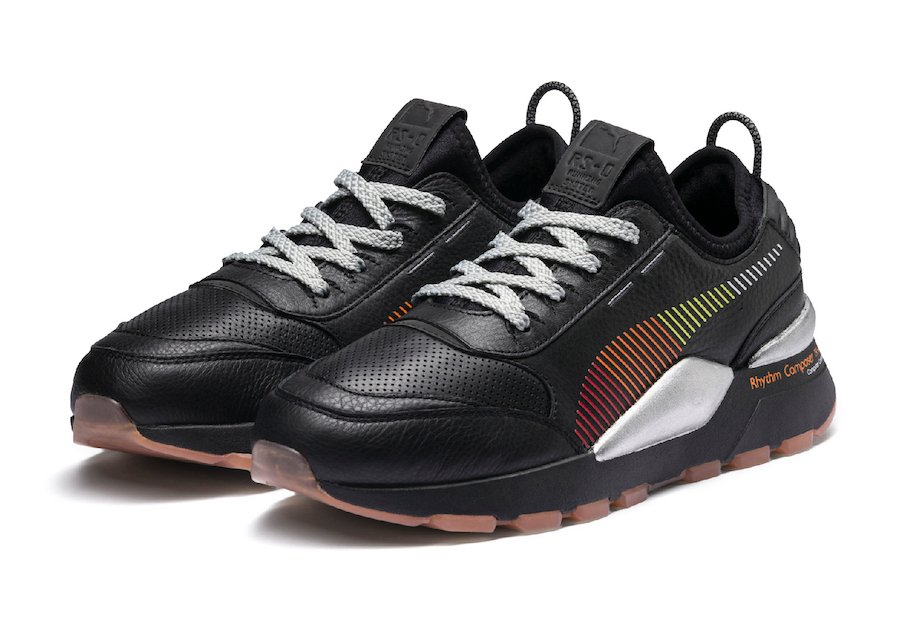 Puma RS-100 Roland RS-0 Roland Release Date