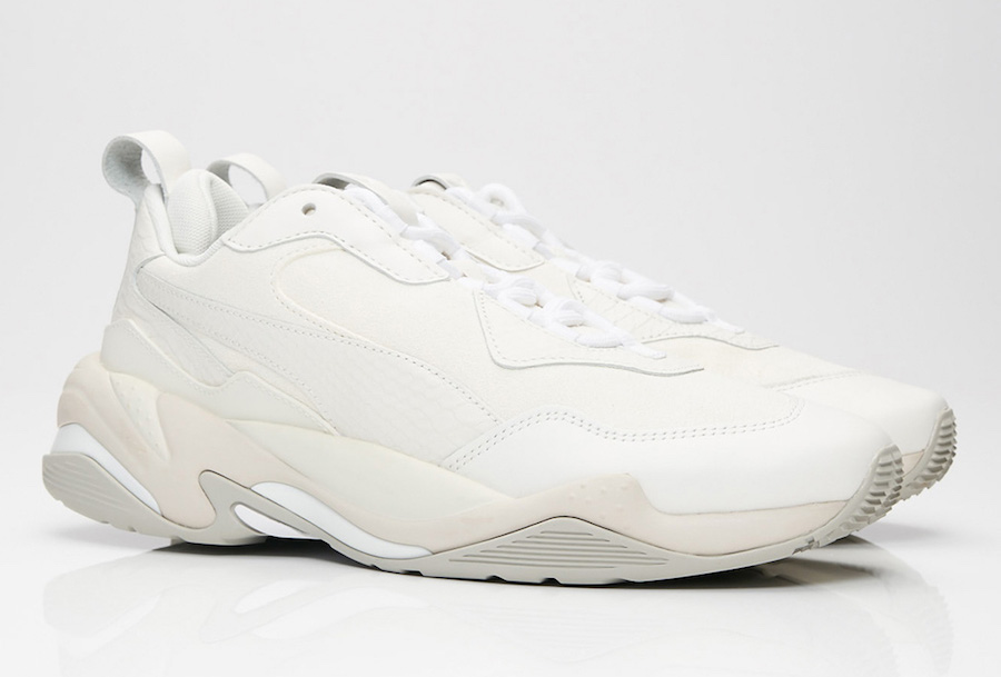 Puma Thunder Desert White