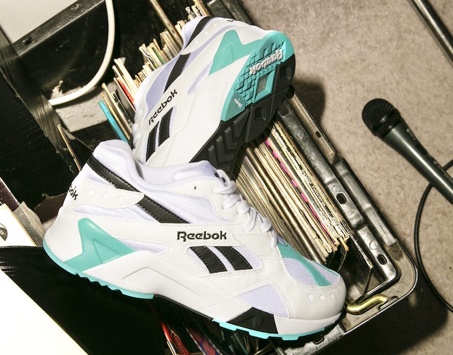 Reebok Aztrek OG Solid Teal Collegiate Royal
