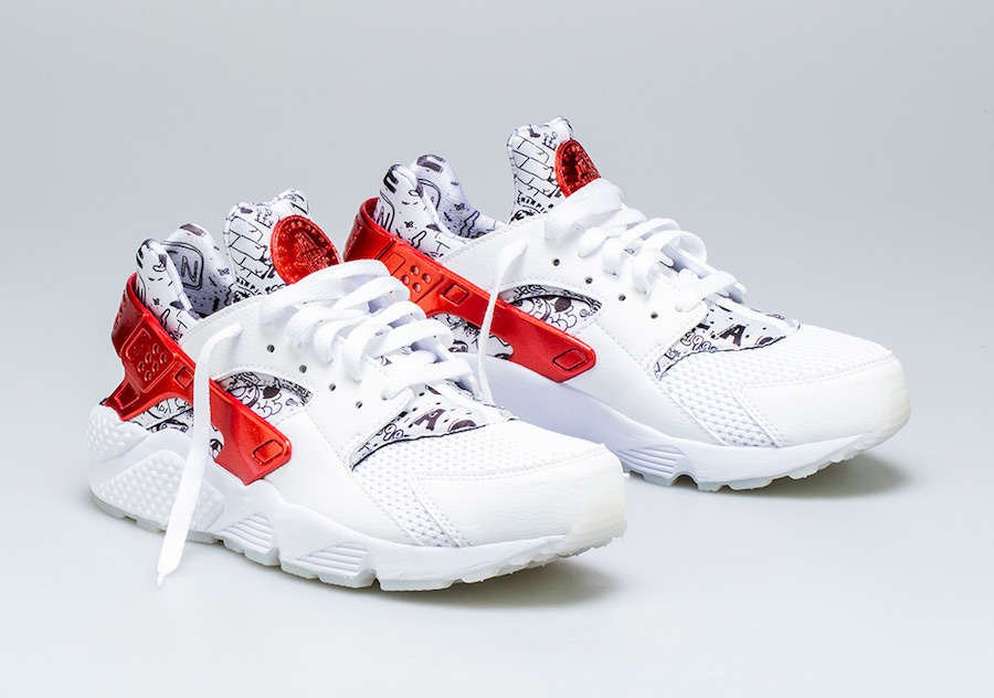 Shoe Palace Nike Air Huarache QS
