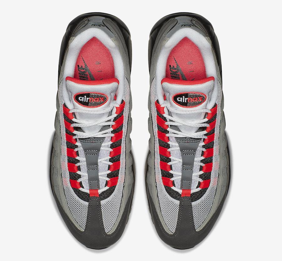 Solar Red Nike Air Max 95 2018