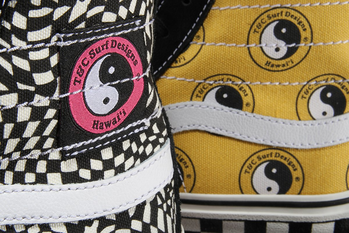 TC Surf Vans SK8-Hi 138 Decon SF Authentic SF
