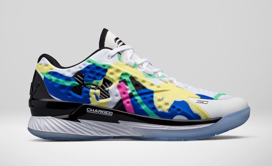 UA ICON Curry 2018 MLB All-Star