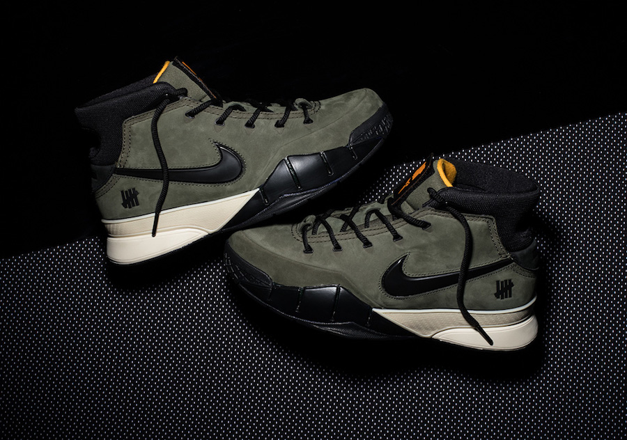 Undefeated Nike Kobe 1 Protro Flight Jacket