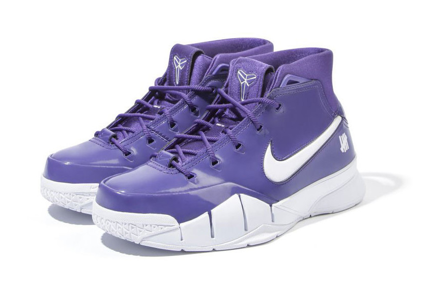 Undefeated Nike Kobe Protro 1 Purple