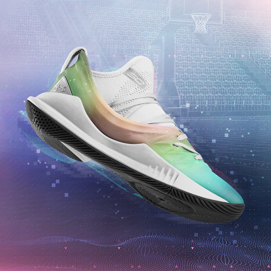 Under Armour Curry 5 ICON