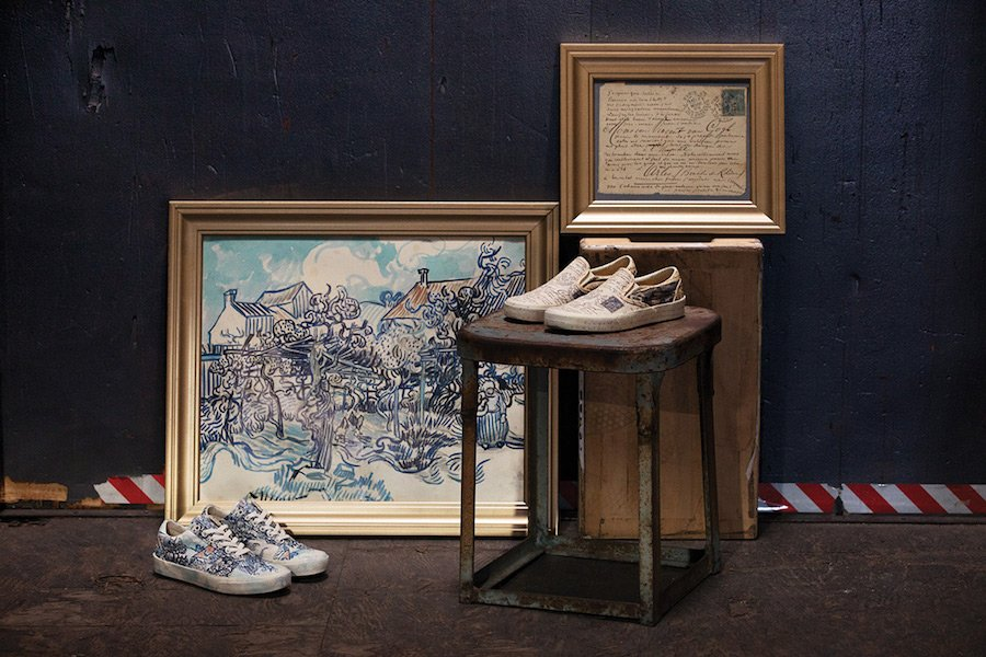 Van Gogh Museum Vans Collection