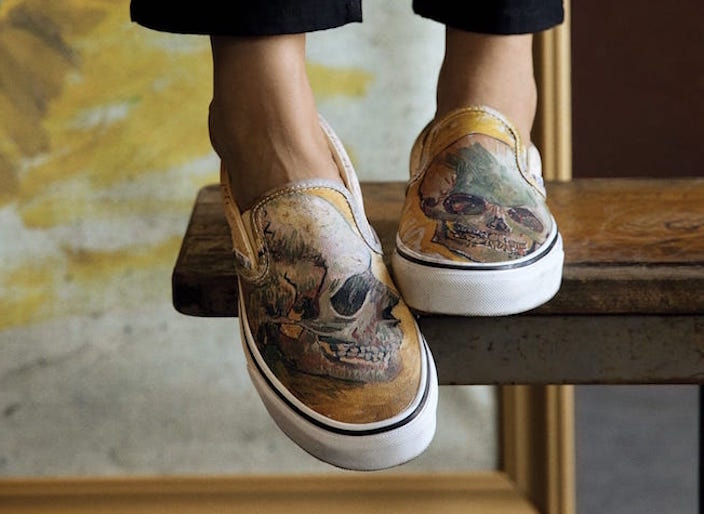 c1b5941136fd Van Gogh Museum x Vans Collection Release Date