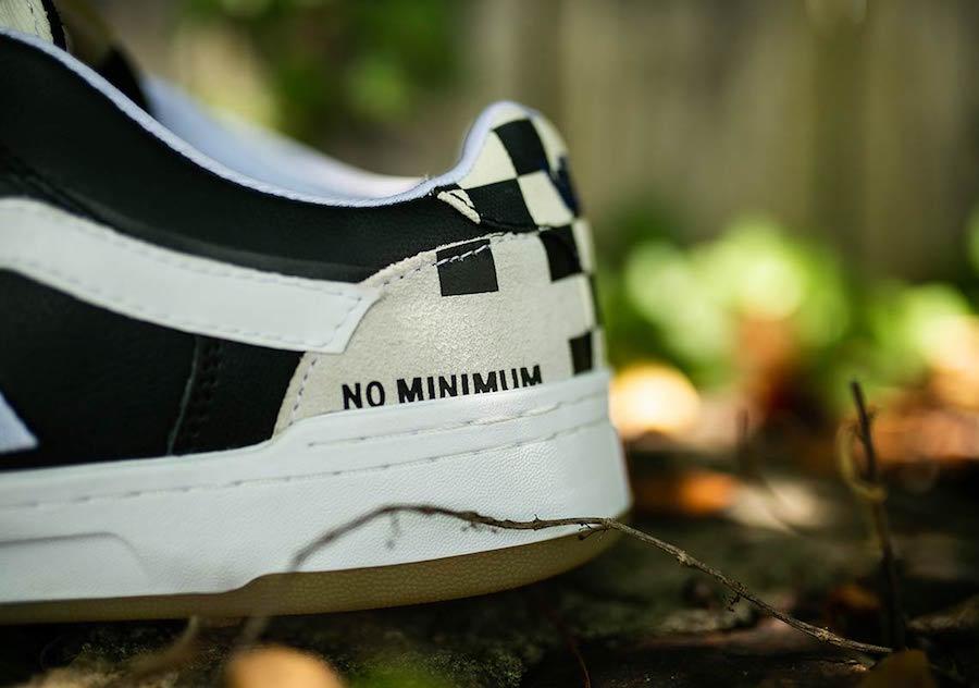 Vans Highland Construct Black White Gum