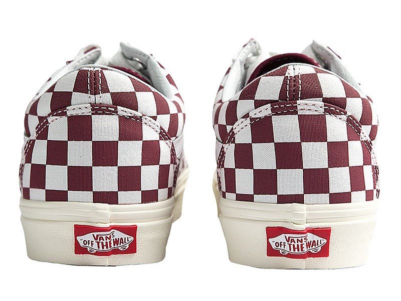Vans Old Skool Checerkboard Port Royale