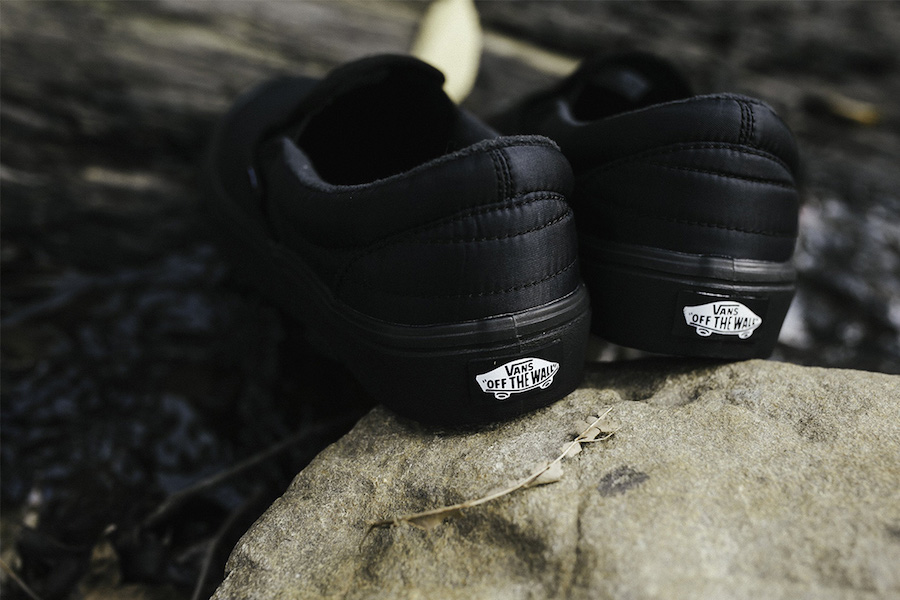 Vans Quilted Pack Slip-On Authentic