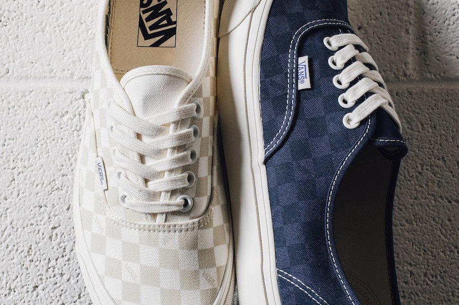 Vans Vault Tonal Checkerboard Pack