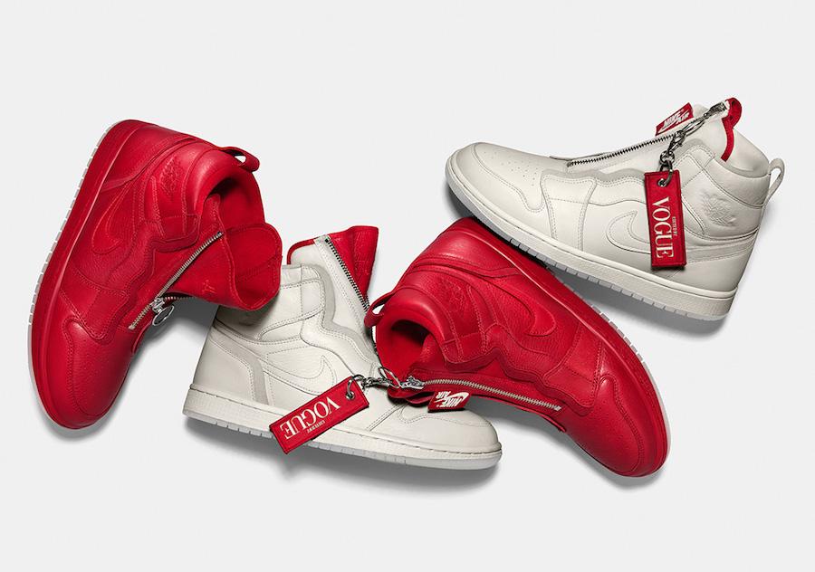Vogue Air Jordan 1 High Zip AWOK