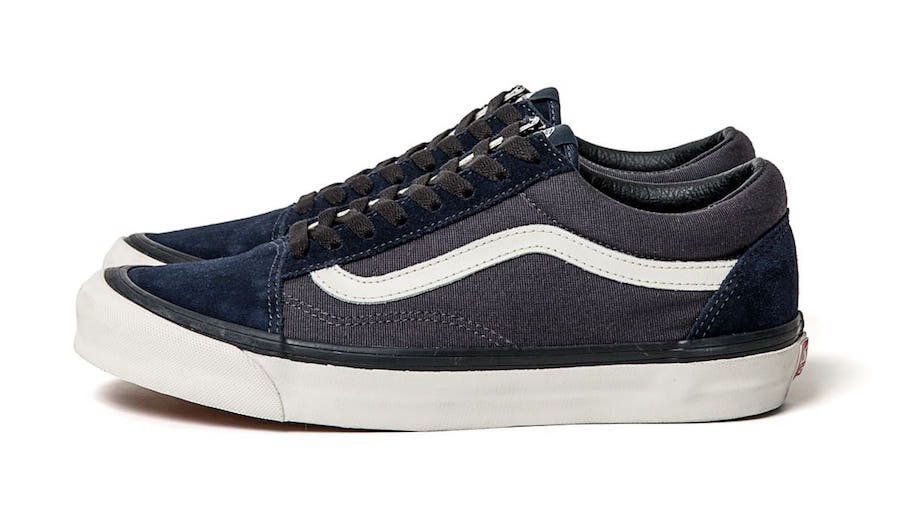 WTAPS Vans Vault Collection