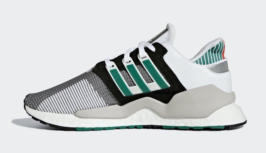Adidas Eqt Support 91 18 Sub Green Aq1037 Release Date