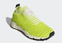 adidas EQT Support Sock Primeknit Solar Yellow B37545