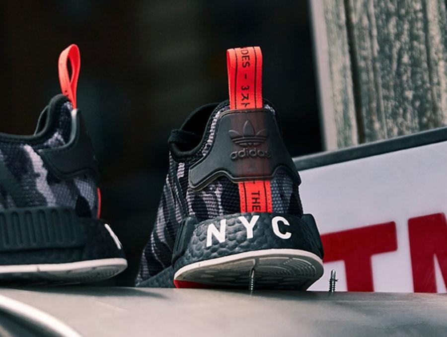 adidas NMD R1 NYC Printed Series