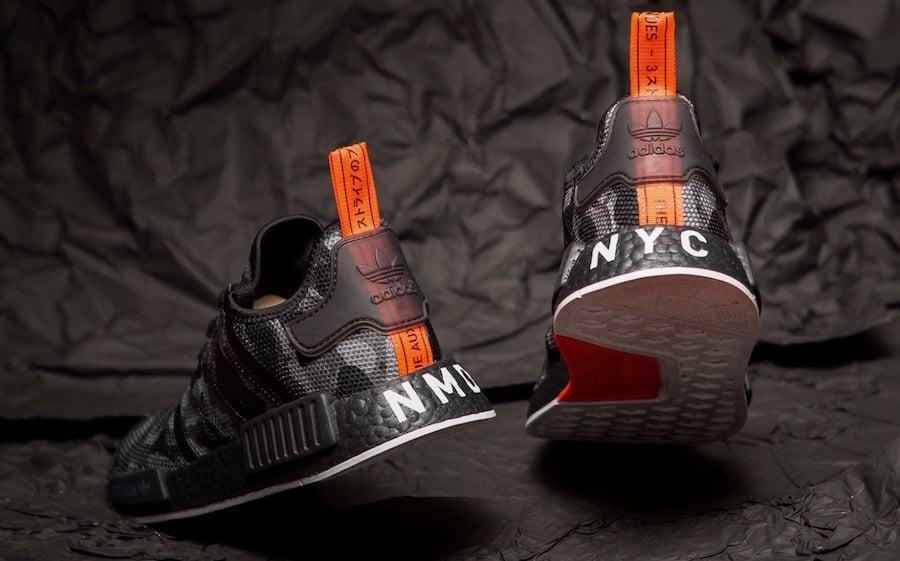 buy online 1cfab 24c57 adidas NMD R1 Printed Series Release Date | SneakerFiles