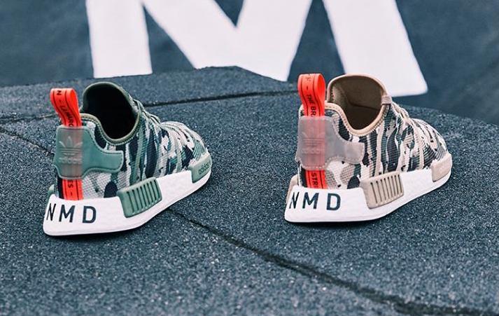 adidas NMD R1 Printed Series