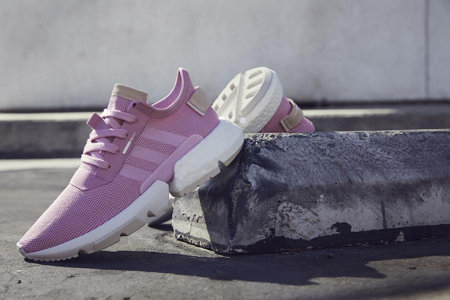 adidas POD S3.1 Clear Lilac B37469 Grey B37365 Release Date
