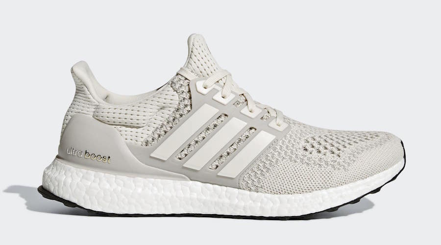 adidas Ultra Boost 1.0 Cream BB7802 2018