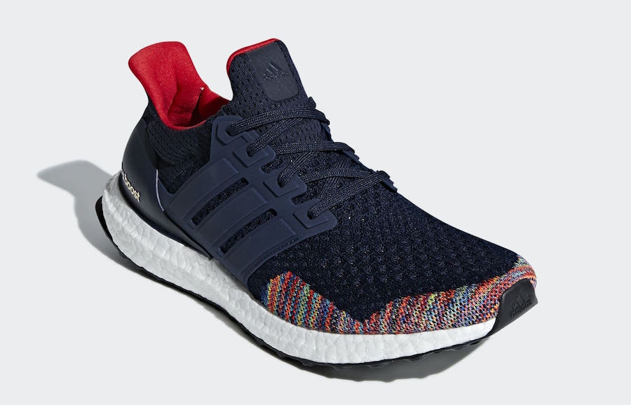 adidas Ultra Boost 1.0 Navy Multi BB7801 2018