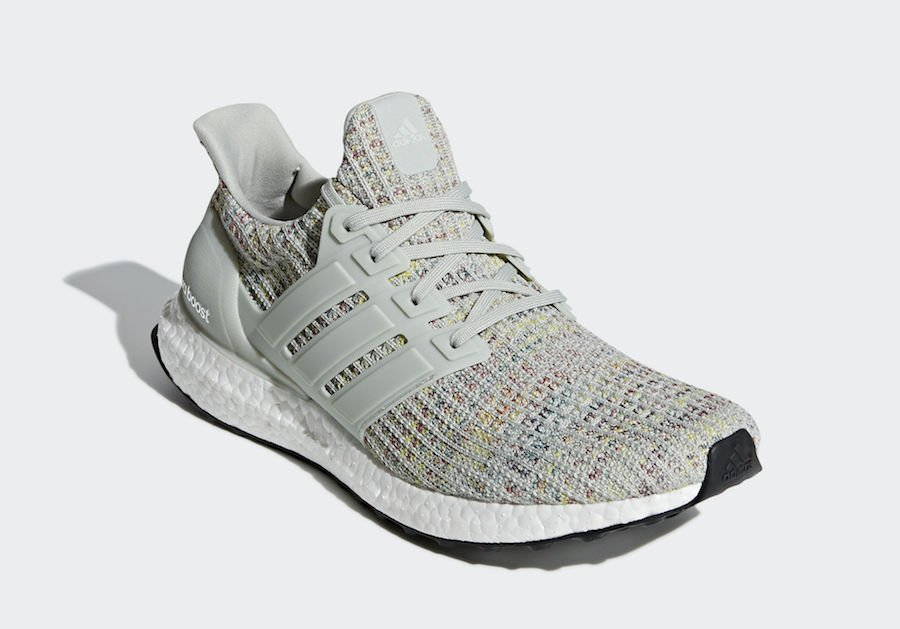 adidas Ultra Boost 4.0 Grey Multicolor CM8109
