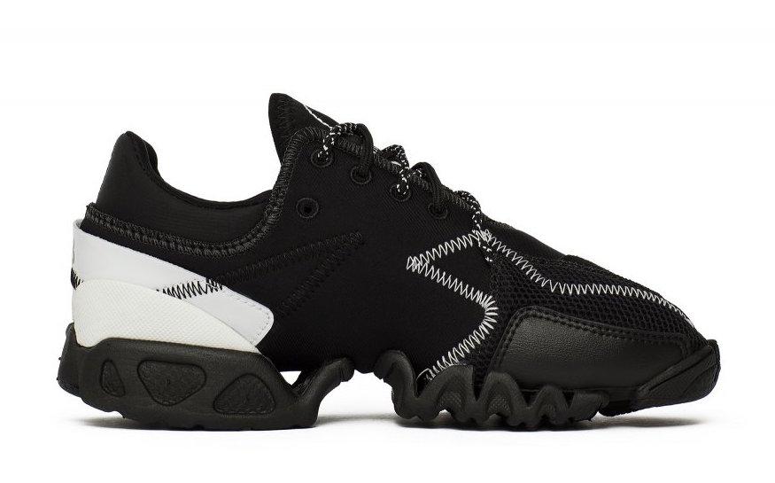 adidas Y-3 Ekika Black White BC0957
