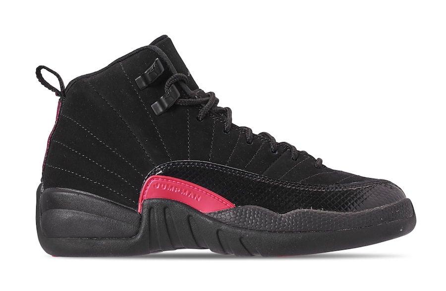 14ab6e4f617 Air Jordan 12 Rush Pink 510815-006 Release Date | SneakerFiles