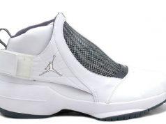 Air Jordan 19 Flint Grey 2019