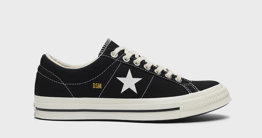 Dover Street Market Converse One Star Release Date