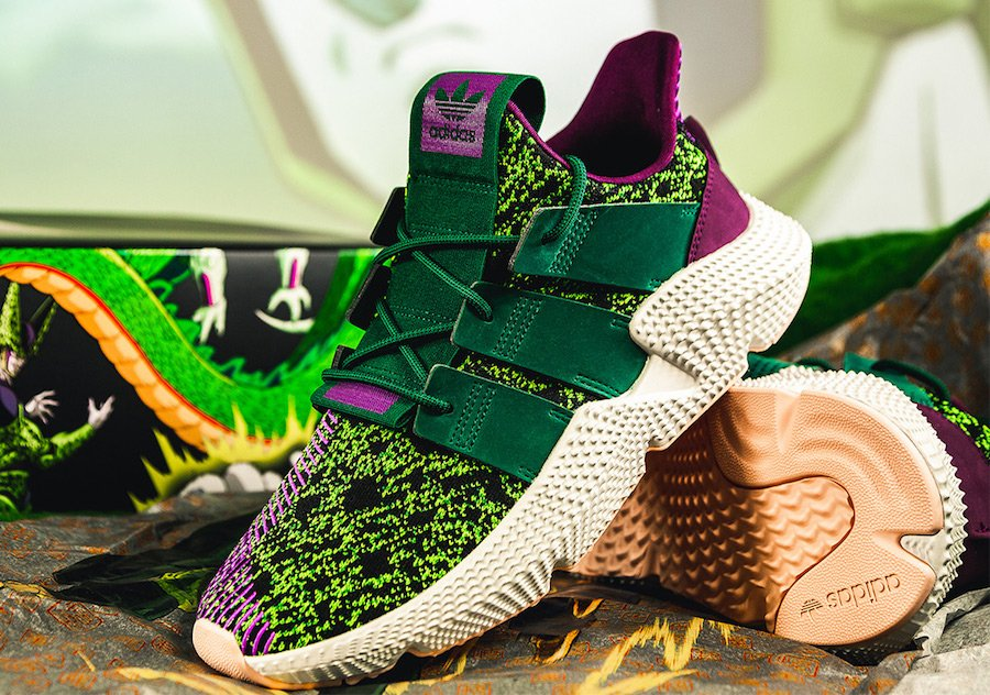 Dragon Ball Z adidas Prophere Cell D97053