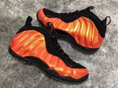 Habanero Red Nike Foamposite One 314996-603