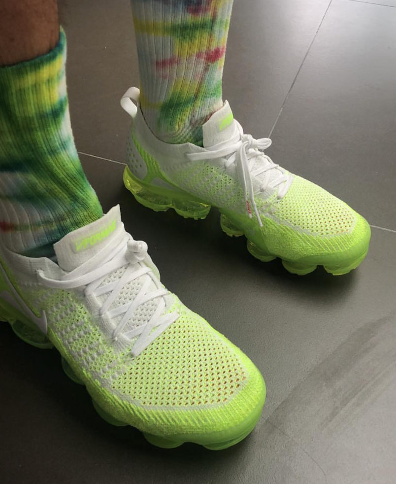 Highlighter Nike Air VaporMax Release Date