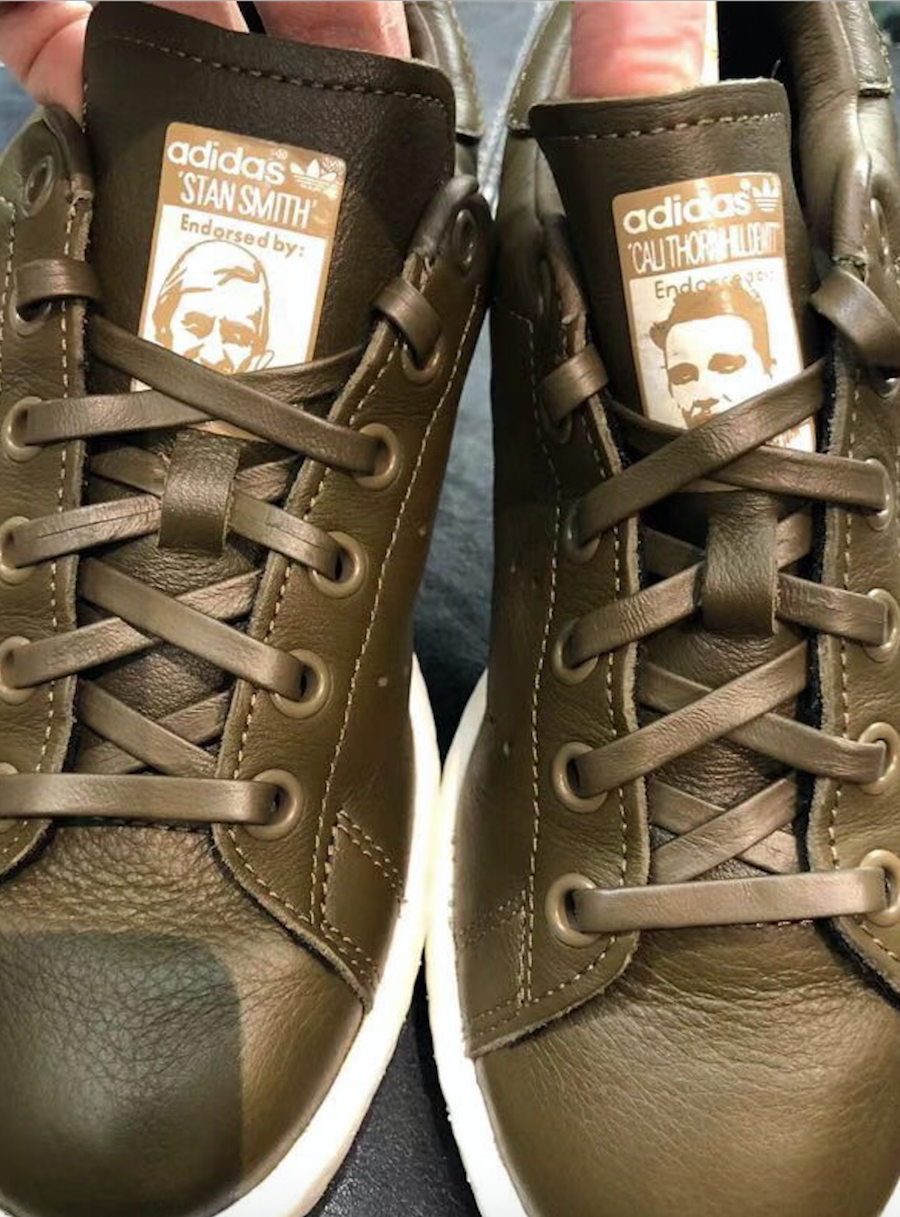 Neighborhood adidas Stan Smith Cali Thornhill Dewitt Release Date