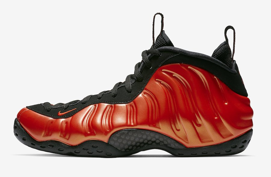 big sale 562f2 cf284 Nike Air Foamposite One Habanero Red 314996-603 Release Date