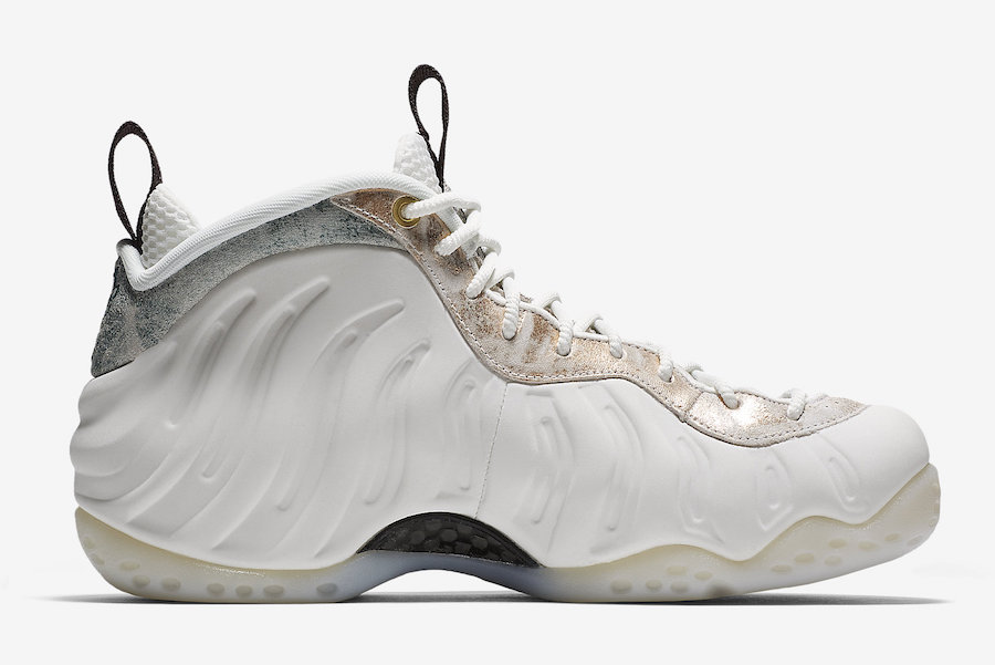 NikeMenNike Air Foamposite One Metallic Gold ...