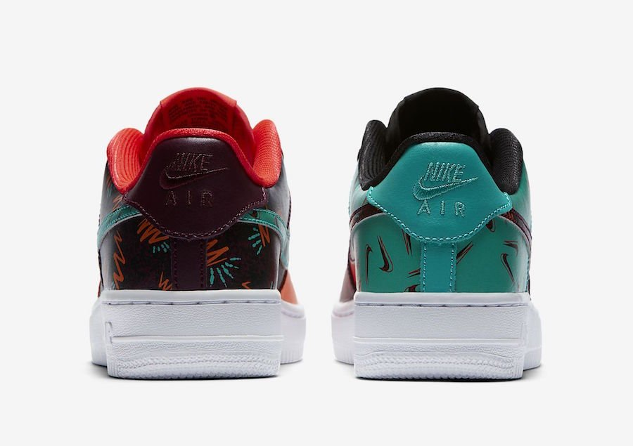 Nike Air Force 1 Low What The 90s AT3407-600