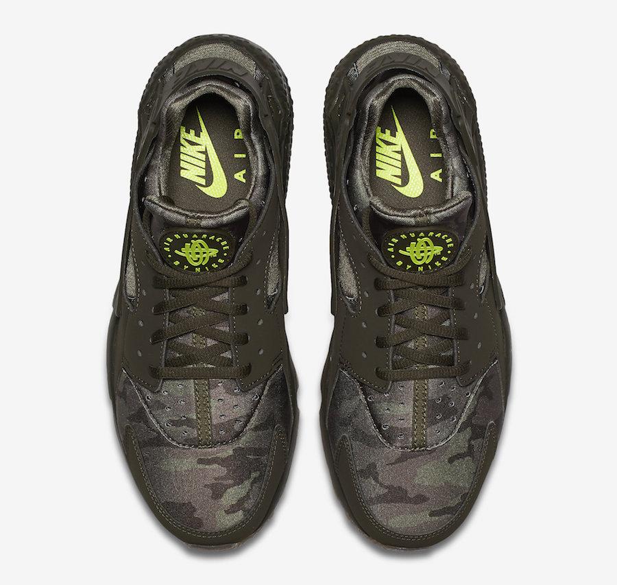Nike Air Huarache Camo AT6156-300