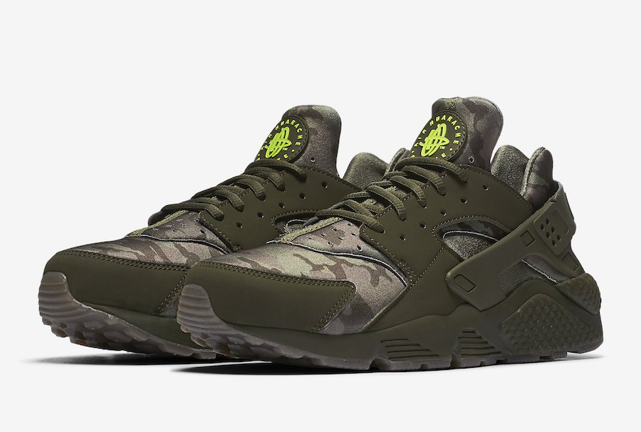 Nike Air Huarache Camo AT6156-300