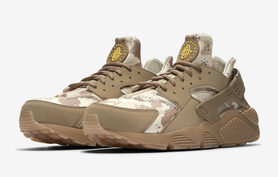 Nike Air Huarache Desert Camo AT6156-200