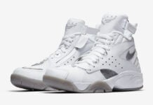 Nike Air Maestro 2 LTD White Metallic AH8511-102